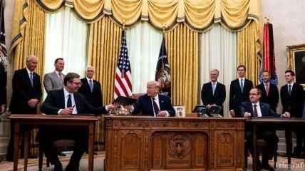 """Президент Сербии раскритиковал пресс-секретаря МИД РФ за """"примитивизм и пошлость"""""""
