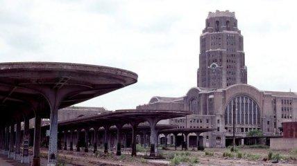 Заброшенные останки крупнейших вокзалов  в мире (Фото)