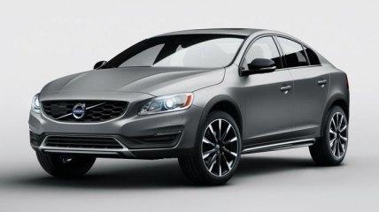Новый Volvo S60 Cross Country с улучшенной проходимостью