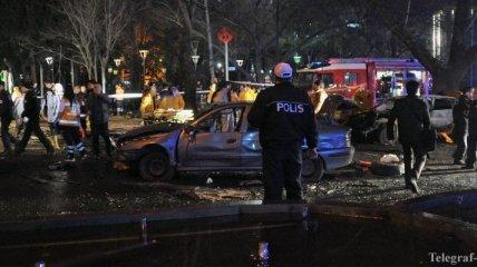 В терракте в Анкаре подозревается женщина, связанная с РПК