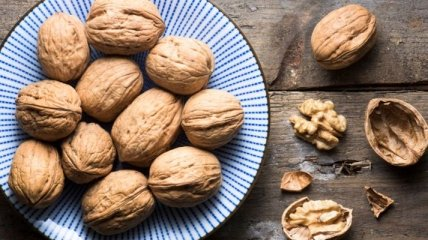Восьмерка незаменимых для вашего здоровья орехов