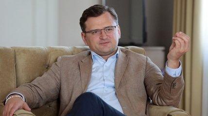 Кулеба рассказал, как нужно рассматривать вопросы деоккупации Крыма и Донбасса