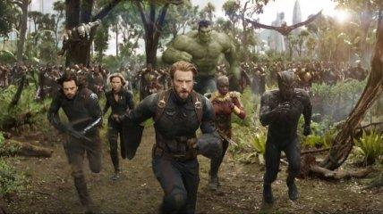 """Фильм """"Мстители: Война бесконечности"""" попал в пятерку самых кассовых фильмов в истории"""