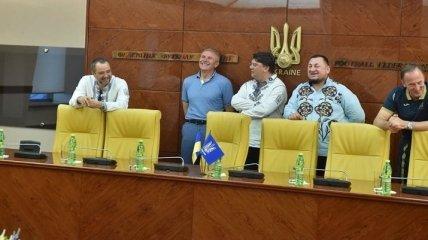 Украина может принять молодежный ЧМ по футболу