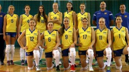 Женская сборная Украины по волейболу завоевала путевку на Евро-2019