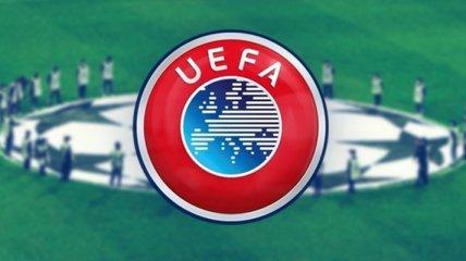 """УЕФА все еще не приняло решение по """"Олимпийскому"""""""
