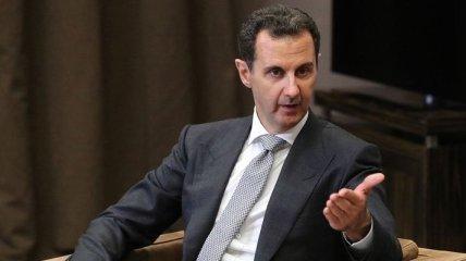 """""""Рабы США"""": Асад вернул Франции орден Почетного легиона"""
