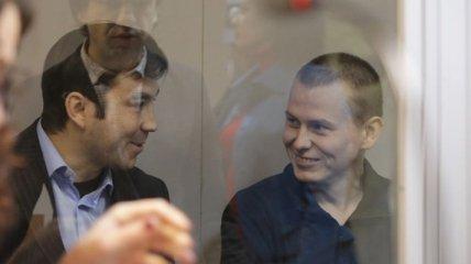 В суде презентовали видео с показаниями российских ГРУшников