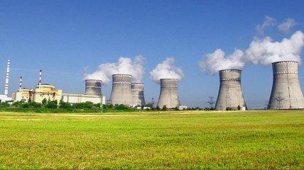 Второй энергоблок Ровенской АЭС подключили к энергосети