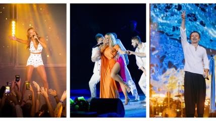 Сколько получают украинские звезды на концертах и корпоративах