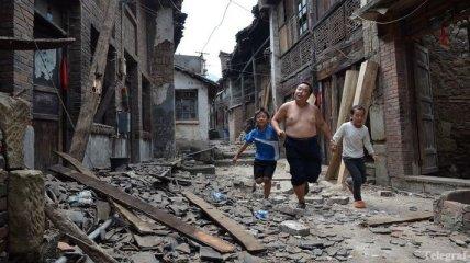 В Индонезии прогремело мощное землетрясение