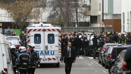 Число жертв теракта в Париже возросло до 12 человек