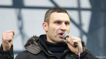 Виталий Кличко - Владимиру: Ты всем все доказал