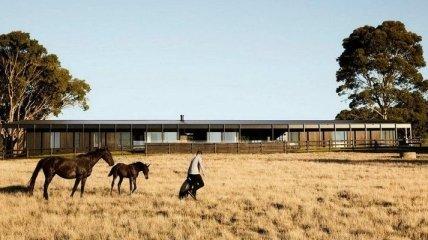 Крутой фермерский особняк, в котором хотел бы жить каждый (Фото)