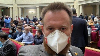 """Нардеп """"Слуги народа"""" о заявлениях Ляшко о скверах: Это не нормально"""