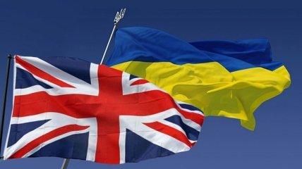 Украина будет сотрудничать с Великобританией в сфере обороны