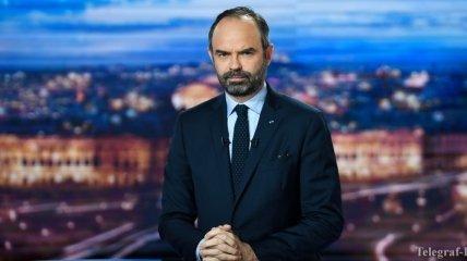Премьер Франции требует усилить меры против участников несогласованных демонстраций