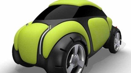 Toyota представит безопасный автомобиль для пешеходов