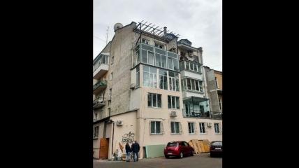 Балконы в Киеве