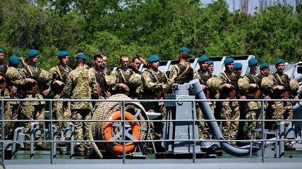 Сегодня - День морской пехоты Украины