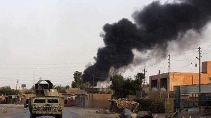 Американскую базу Эт-Таджи в Ираке снова обстреляли ракетами