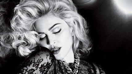 """Мадонна назвала свой новый альбом """"Мятежное сердце"""" (Фото)"""