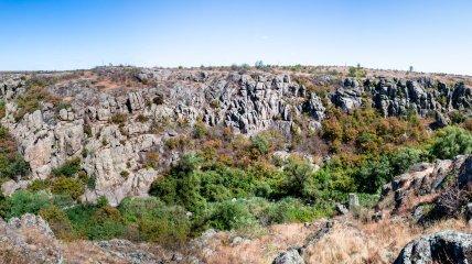 Одно из самых красивых мест в Украине (Фото)