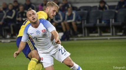 Наполи объявил о трансфере словацкого полузащитника