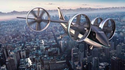 Винтов поубавилось: Bell представила обновленный концепт аэротакси Nexus