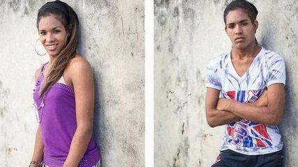 Провокационные снимки людей, которые сменили пол (Фото)