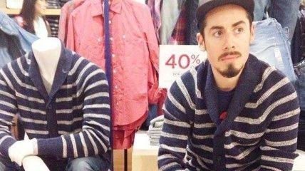 Курьезный шоппинг: когда жена повела мужа по магазинам