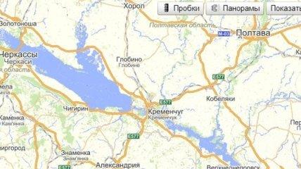 Яндекс добавил на свой ресурс панорамы Полтавы и Кременчуга