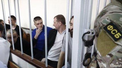 Суд РФ назначил дату рассмотрения дел украинских моряков