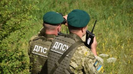 На границе с Румынией обнаружили нарушителей с боеприпасами