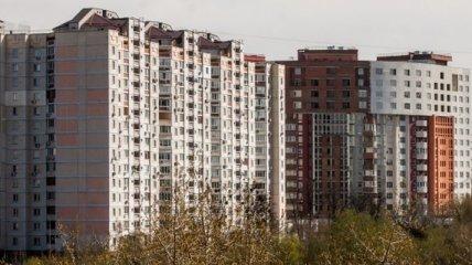 Спрос на покупку жилья в Киеве снизился до 10-летнего минимума