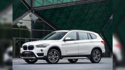 Выпуск нового BMW X1 обещают в 2022 году