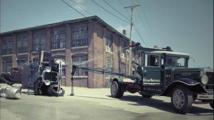 Все дело в ракурсе: обманчивые кадры коллекционера ретро-авто (Фото)