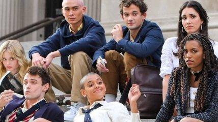 """Продолжение """"Сплетницы"""" стало самым популярным сериалом на HBO Max"""