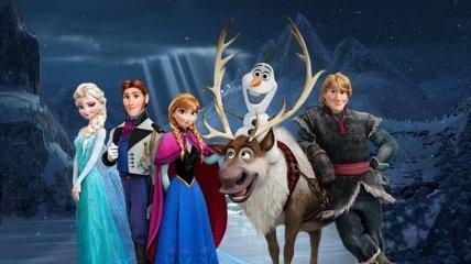 В мультфильмах Disney мужские персонажи говорят больше женских