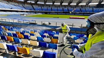 Главное - дистанция: руководство Серии А планирует вернуть болельщиков на трибуны