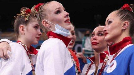 """""""Масове цькування"""": як в РФ відреагували на """"срібло"""" у груповій гімнастиці"""