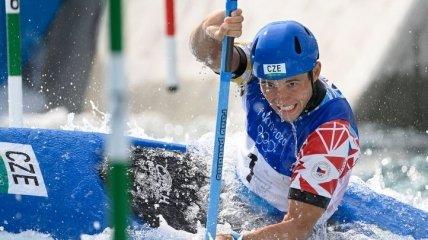 Стал известен олимпийский чемпион в гребном слаломе на байдарке