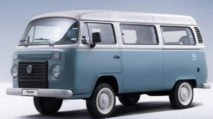 Минивэн Volkswagen Kombi возвращается