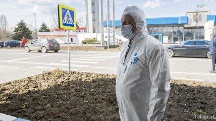 Молдова принимает меры против коронавируса: авиасообщение остановлено, въезд запрещен