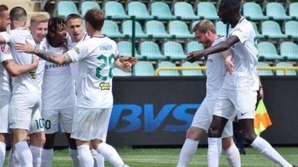 Футболисты Ворсклы второй раз прошли тесты на коронавирус