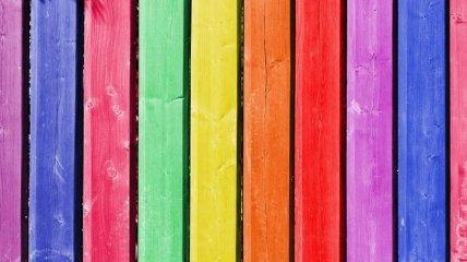 Маникюр 2019: красочный радужный дизайн ногтей (Фото)