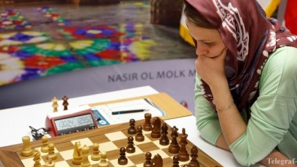 Украинские шахматисты торжествовали на соревнованиях в Румынии