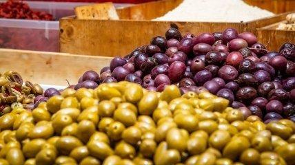 Медики рассказали о полезных полезные свойствах оливок