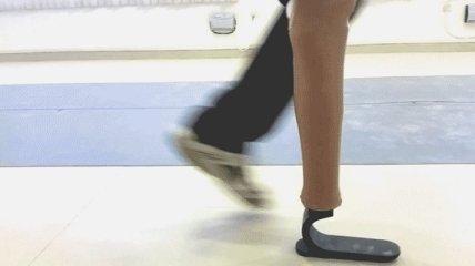 Инженеры MIT создали протез ступни из нейлона