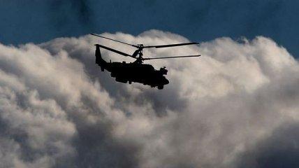 В Турции разбился вертолет с военными: видео с места трагедии